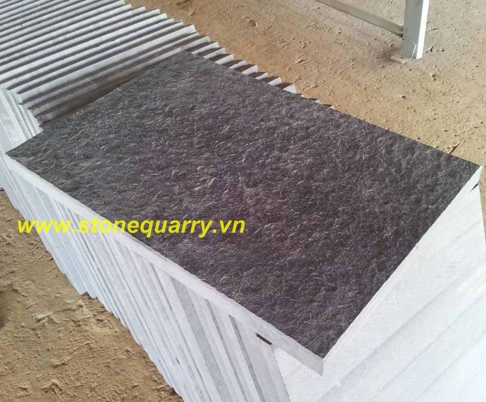 Basalt Pavers Stepping Stones Vietnam Gray Basalt